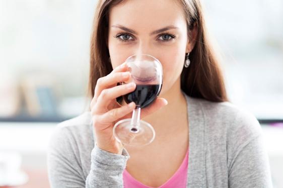 alkohol i astma